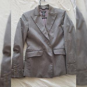 BCBGMAXAZRIA Vintage rust blazer